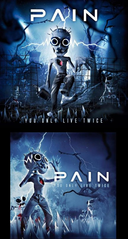 You Only Live Twice Pain