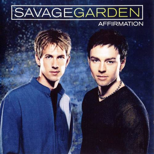 Black Black Heart (David Usher cover) Savage Garden