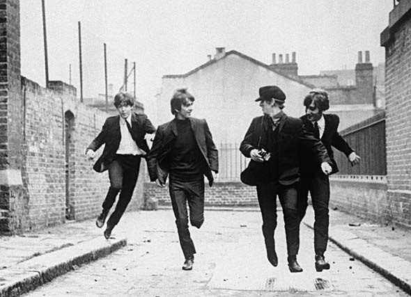 A Hard Day's Night биг тайм раш