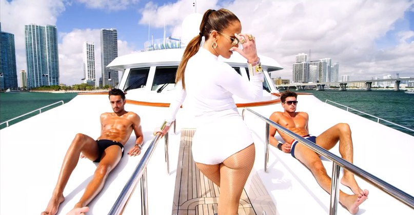 I Luh Ya Papi (Explicit) Jennifer Lopez ft. French Montana