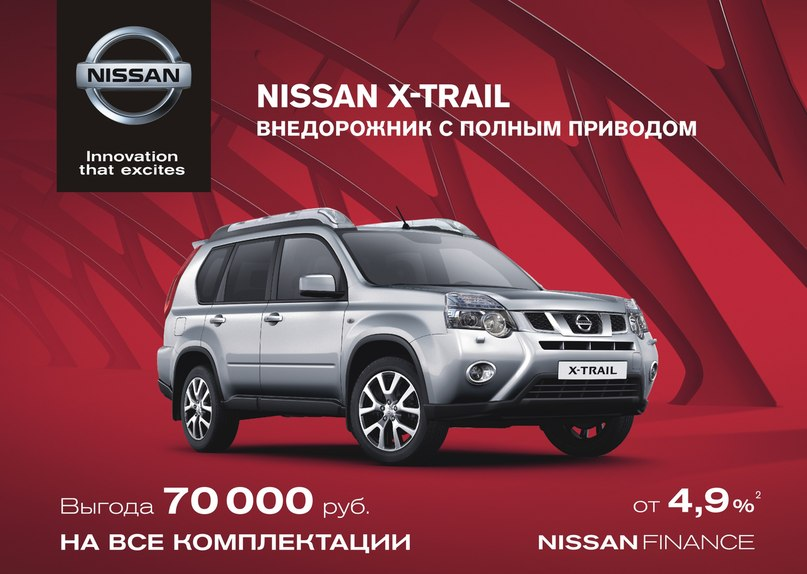 Nissan X-Trail Adlephoi Music
