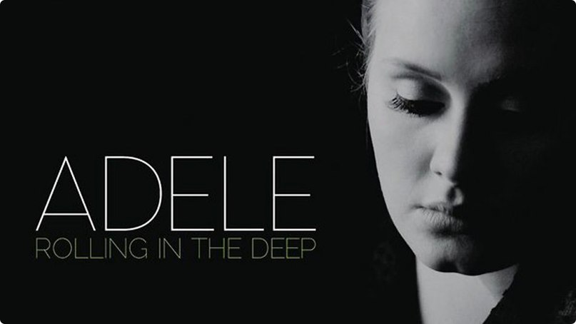 Rolling In The Deep (Original) Adele
